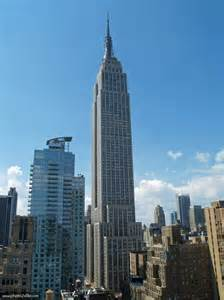 photo new york l empire state building