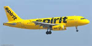 Spirit airlines airline code web site phone reviews and opinions