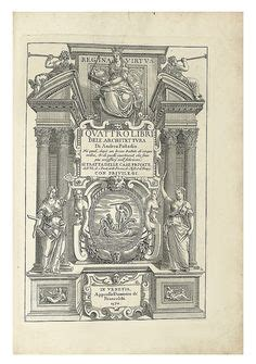 libro palladio and palladianism world 1000 images about frontispicio frontis on auction libri and roman law