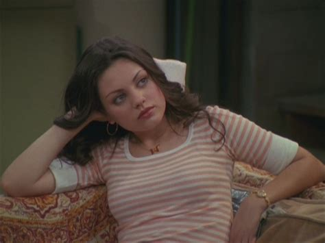 mila kunis in that 70 s show eric s drunken tattoo 3