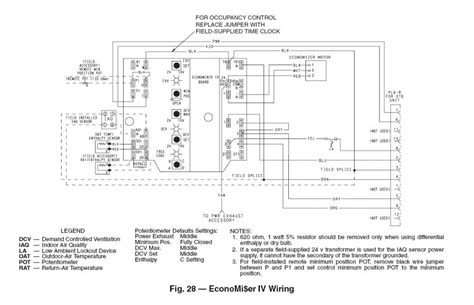 low voltage wiring diagrams for air handler to thermostat