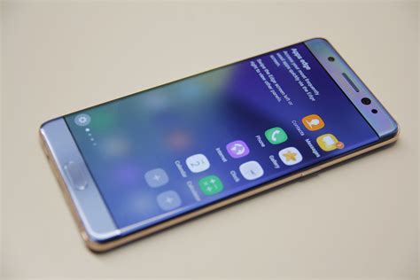 Samsung Galaxy Note 7 samsung galaxy note 7 vs samsung galaxy s7 edge duelo de