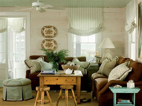 Green And Brown Living Rooms by Green And Brown Living Room Myhomeideas Other Metro
