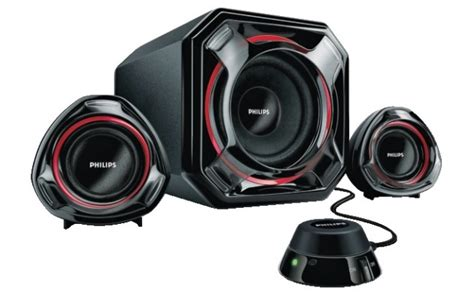 imagenes de parlantes por un precio muy accesible los parlantes philips spa5300
