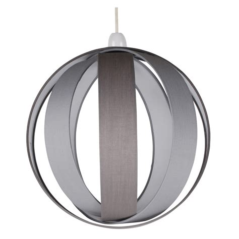 light gray shades bale pendant light shade grey pagazzi lighting