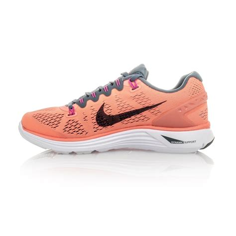 shop nike womens running shoes nike lunarglide 5 womens running shoes atomic pink