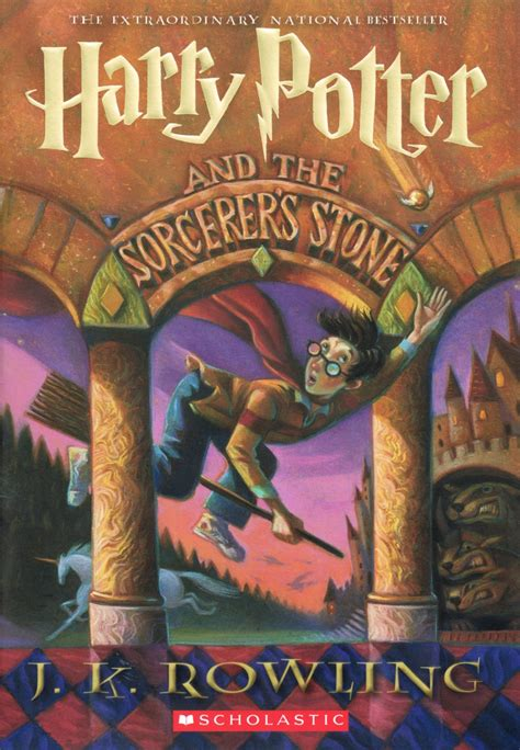 harry potter and the sorcerers stone book cover a simple love of reading ban this harry potter