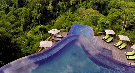 Hanging Infinity Pools In Bali top 15 best swimming pools in the world