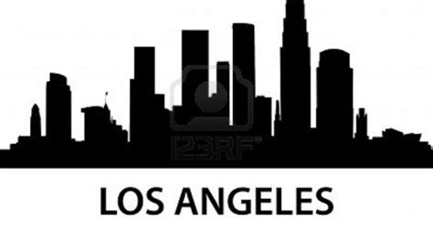los angeles skyline tattoo la skyline favorite places spaces