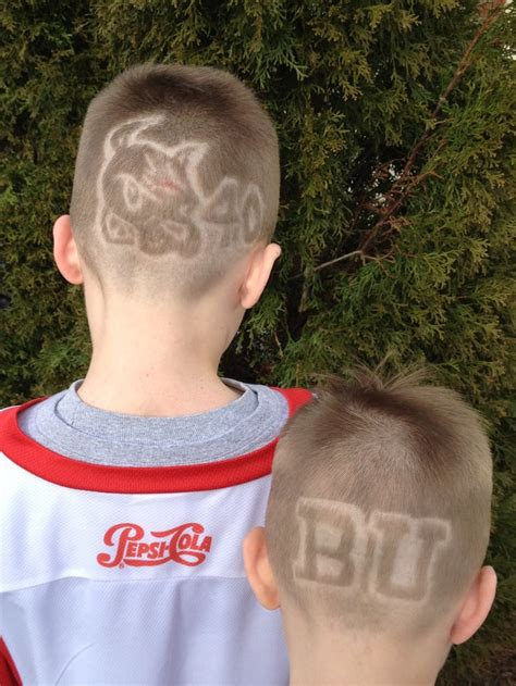 haircuts near boston college 1000 images about hockey on pinterest boston university