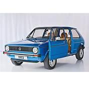40 Jahre VW Golf 1 Ausstellung  Bilder Autobildde