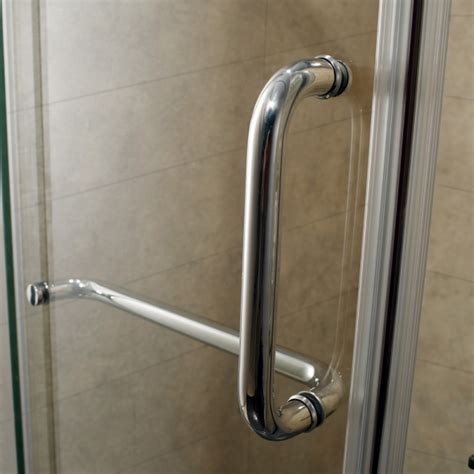 Glass Shower Door Handle by Custom Glass Shower Doors Enclosures Mn
