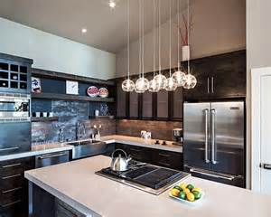 Residential Kitchen Design organic and contemporary rustic residential architecture