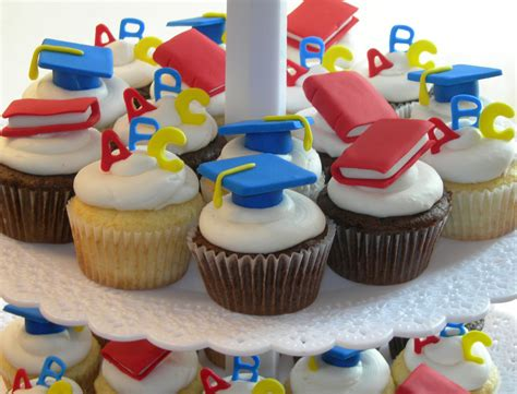 Abc Cup 30 most creatively done graduation cupcakes