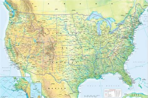 usa map with cities free free map of usa cities holidaymapq com
