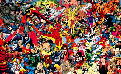 classic marvel wallpaper classic marvel wallpaper jpg morning comics