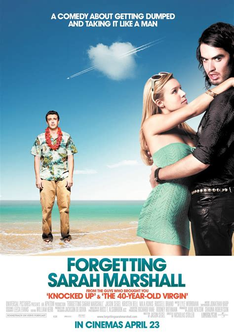 Poster Research: Forgetting Sarah Marshall   Firefly Media