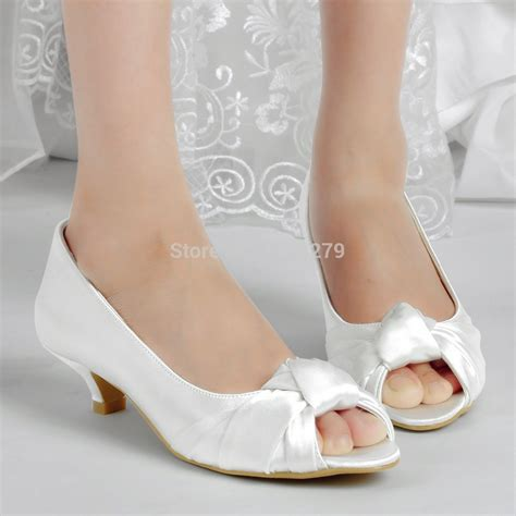 comfortable white pumps fast shipping ep2045 us ivory white women bridal party low