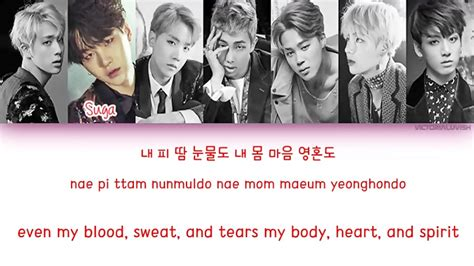 bts blood sweat and tears lyrics دانلود ویدیوی teaser bts blood sweat فیلم از آپارات