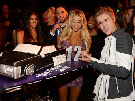 go launcher themes justin bieber inside justin bieber s 21st birthday party abc news