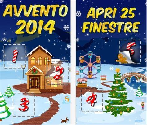 Calendario Avvento Per Whatsapp Natale 2014 Il Calendario Dell Avvento Che Ti Regala 25
