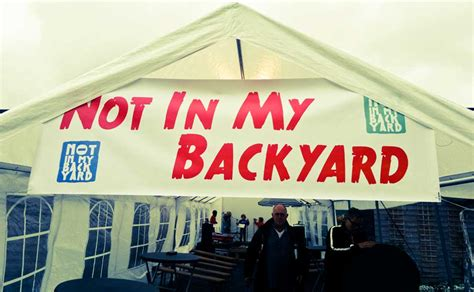 not in my backyard syndrome not in my backyard nimby 28 images nimby stock photo