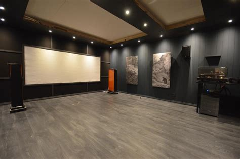Garage Theater by Our Garage Theater Avs Forum Home Theater