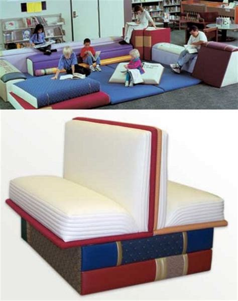 Themed Furniture by Book Themed Furniture A Cozy Tribute To Your For