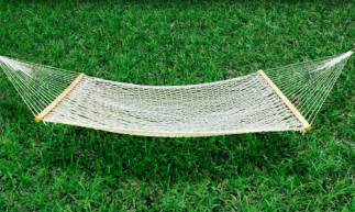 Patio Hammocks For Sale Best Choice Products Hammock 59 Quot Cotton Wide Solid