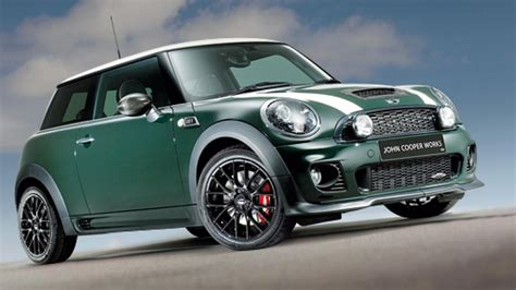road test mini hatchback 1 6 john cooper works world chionship 3dr 2009 2010 top gear