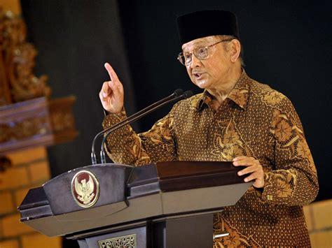 biografi habibie lengkap prof dr ing dr sc h c bacharuddin jusuf habibie