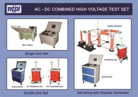high voltage test set manufacturers combined high voltage test set combined high voltage