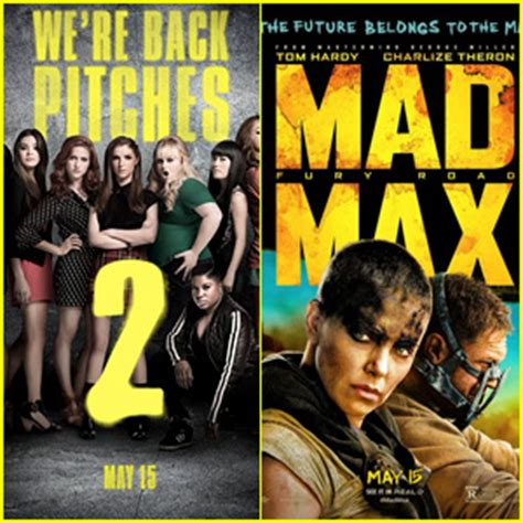 Pitch Box Office by Pitch 2 Beats Out Mad Max Fury Road At Box