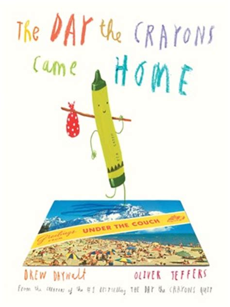 The Day The Crayons Came Home what s happening in the book world sept 10 sept