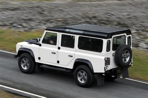 land rover defender white land rover defender white 1