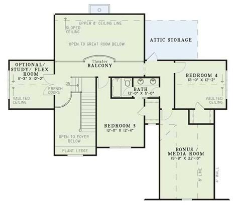 2700 square foot house plans 2700 sq ft upstairs house plans pinterest