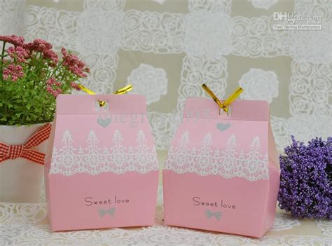 Candybox Paperbag Tingjing Wedding Sangjit wedding favor boxes gift paper bags boxes pattern wedding box with 0 34