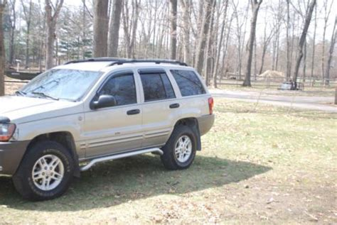 2004 Jeep Grand Laredo Problems Purchase Used 2004 Jeep Laredo Special Edition