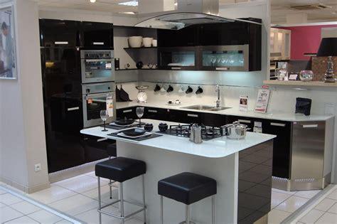 ilot cuisine central cuisine moderne ilot