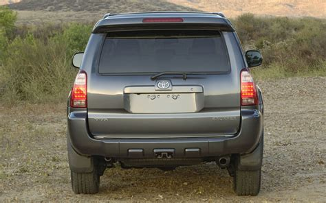 Toyota 4runner Rear Bumper 2009 Toyota 4runner Rear Bumper View 92821 Photo 6