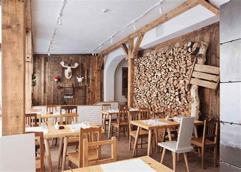 Design Modern Rustic Restaurant Decor Ideas Fashionlite
