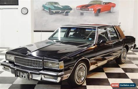 vintage rain ls for sale 1987 chevrolet caprice for sale in united states