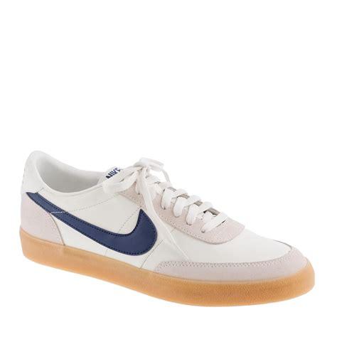 killshot 2 sneakers nike killshot 2 sneakers in white for lyst