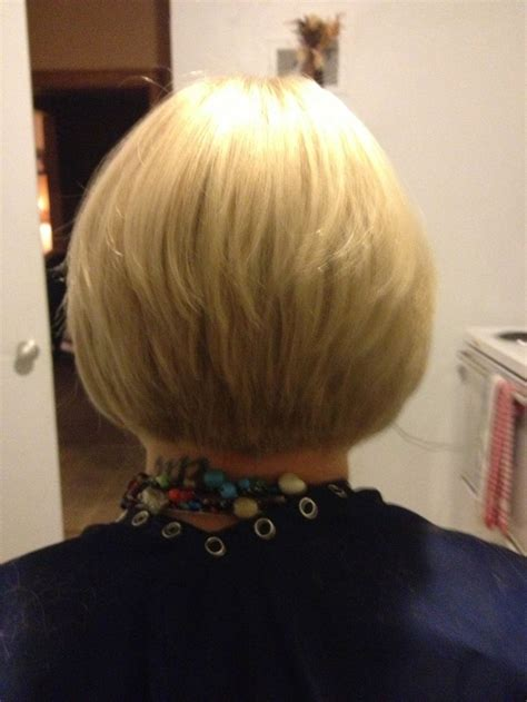 short hair tapered in back short hair tapered bob back view hairstyles