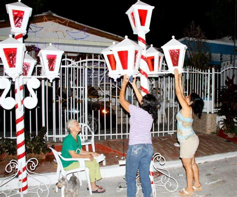 imagenes para decorar las calles en navidad adornos navidenos para decorar la calle regalos