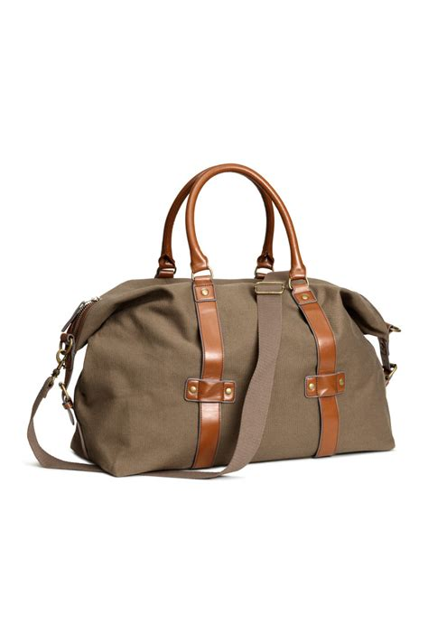 A Weekend Bag For The by Weekend Bag Beige Sale H M Us