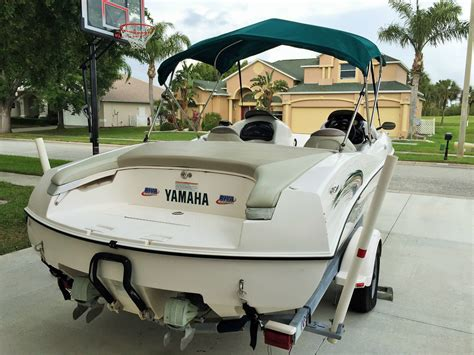 yamaha boat engine cost yamaha ls2000 jet boat with twin 135 hps 1999 for sale for