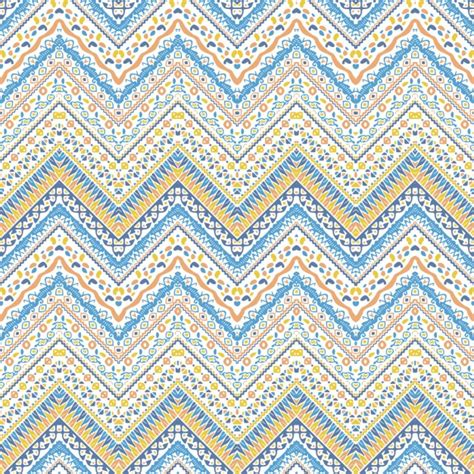 ethnic pattern vector free download ethnic pattern with zigzag lines vector free download