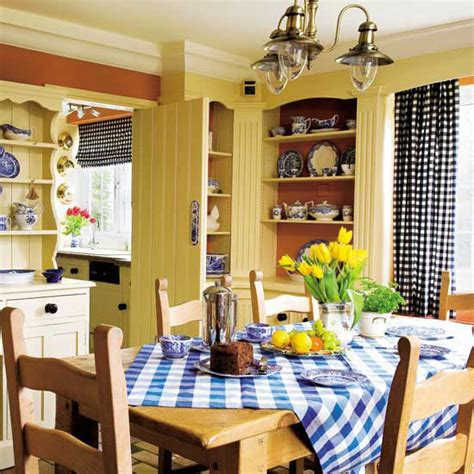 country blue and yellow cocinas claro oscuro sch 246 ne frau
