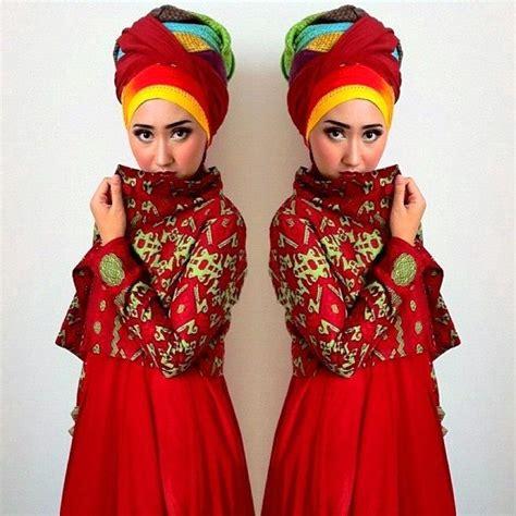 Blazer Batik Dian Pelangi ッ 20 model blazer batik wanita muslimah dian pelangi